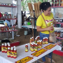Amarabi Marinade @ World Food Day 2016