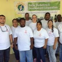 B.M.D.C Belize City HQ Staff