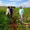 B.M.D.C assiting farmers of Corozal District