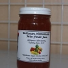 Belizean Homemade Mix Fruit Jam