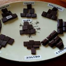 Flavors of IXCACAO Mayan Belizean Chocolate