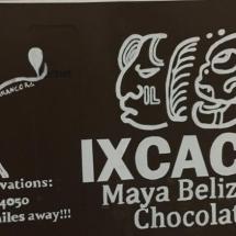 IXCACAO Mayan Belizean Chocolate