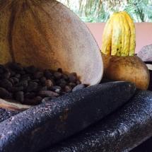 Making IXCACAO Chocolate