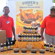 Producers of Fibber's Honey Glaze Dipping & Dressing Sauce