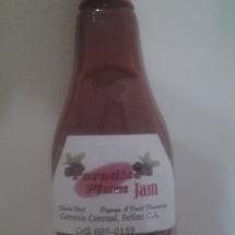 Papanero Paradise Plum Jam