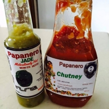 Papanero Pickled pepper & jade pepper