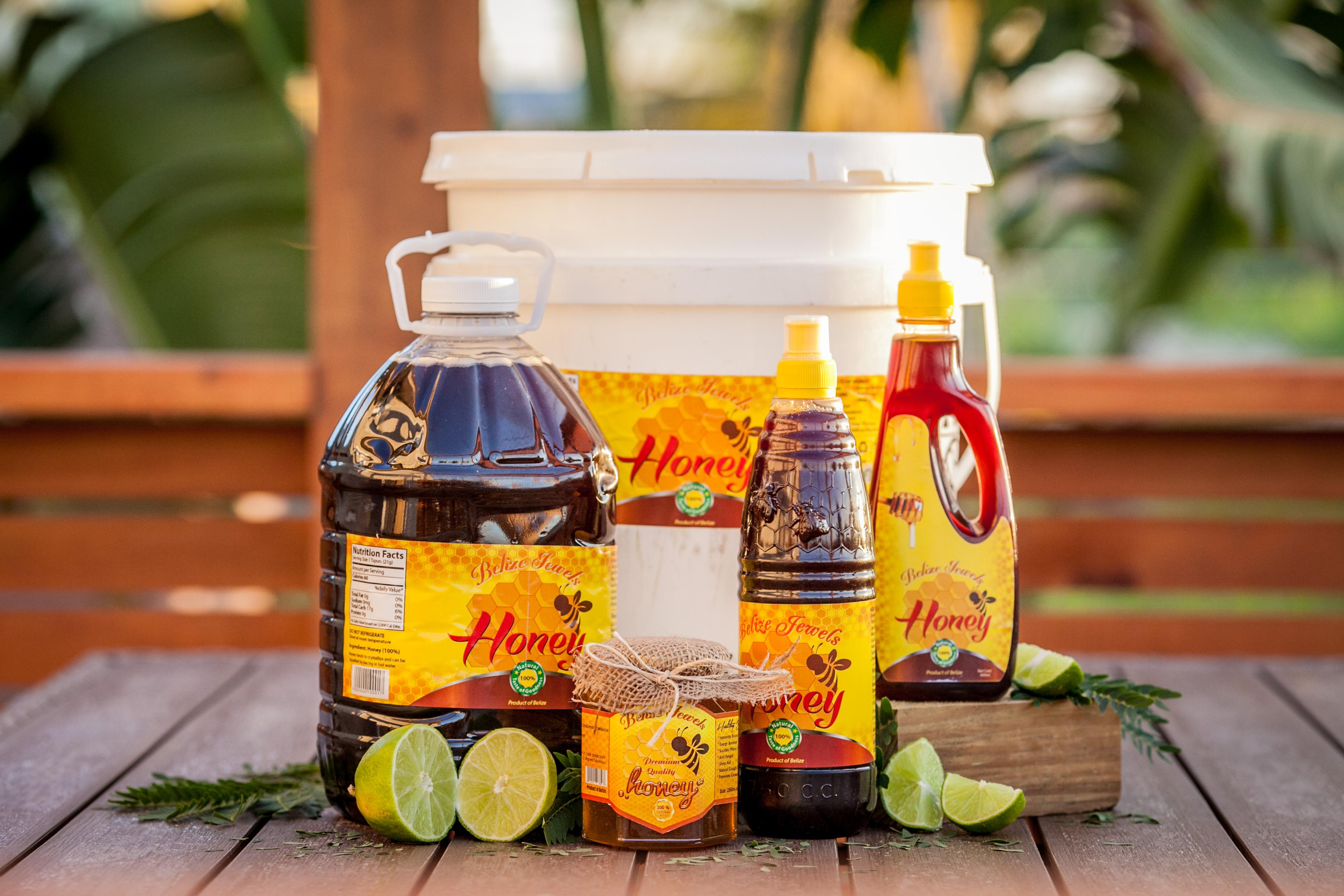 Belize Jewels Honey