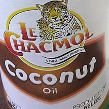 Le chacmol Coconut Oil (2)