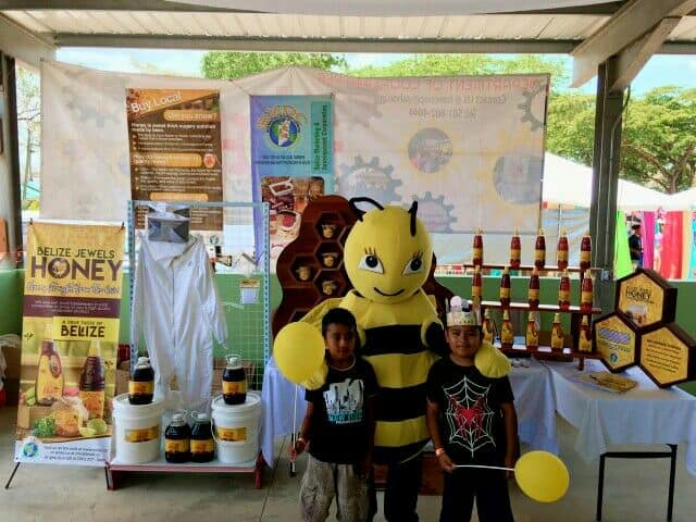 Belize Jewels Honey