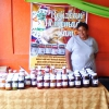 Introducing Mrs. Clarita Molina, producer of Belizean Homemade Jams